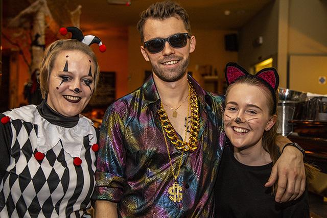 We love Halloween